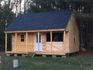 The Outback Cabin Custom Built Shed