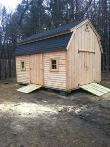 Cheapest Shed Foundation