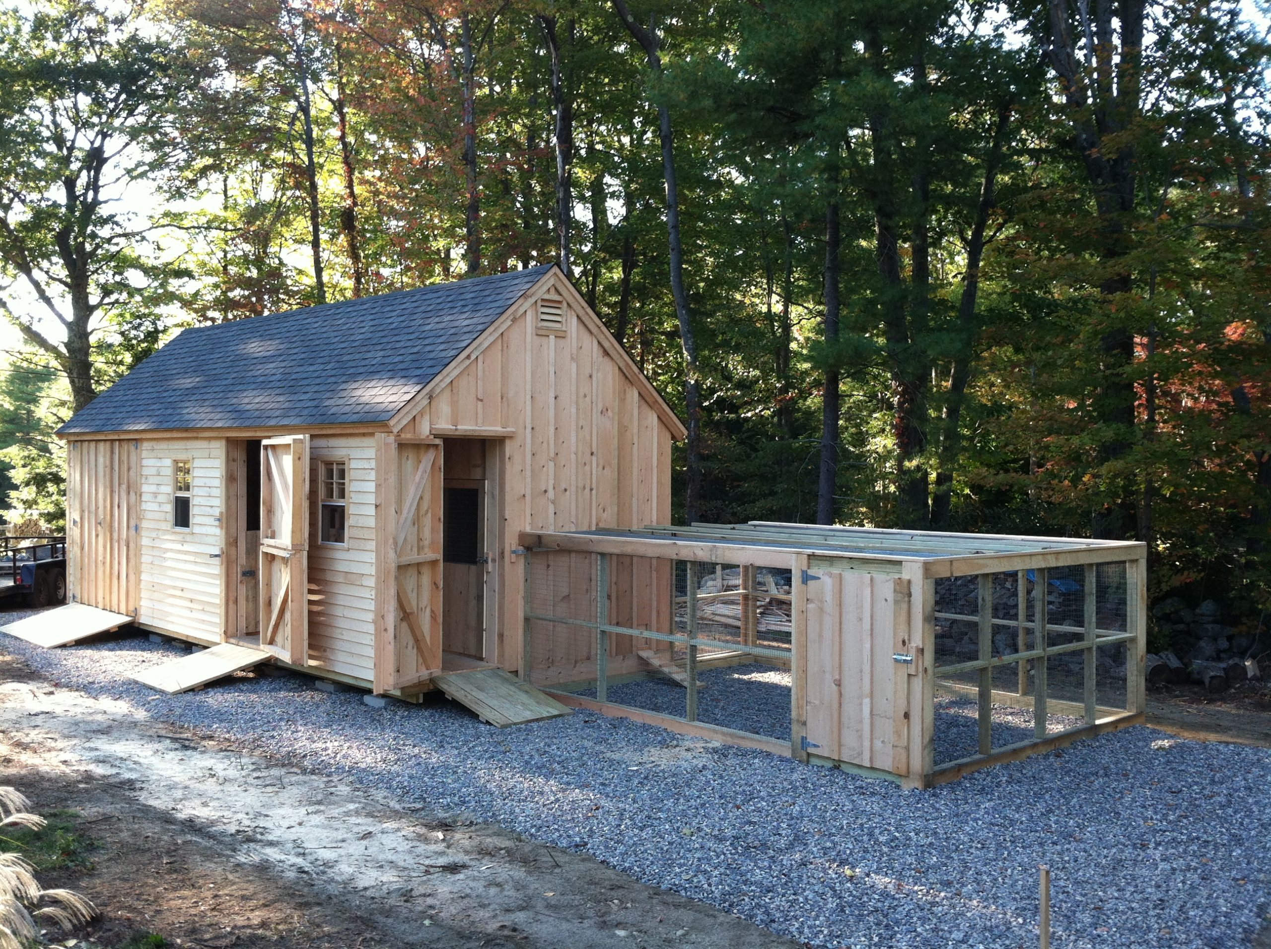 Shed Removal And Installation